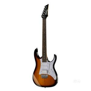 Ibanez GRG140-SB Lead Guitar | Musical Instruments & Gear for sale in Lagos State, Ikeja