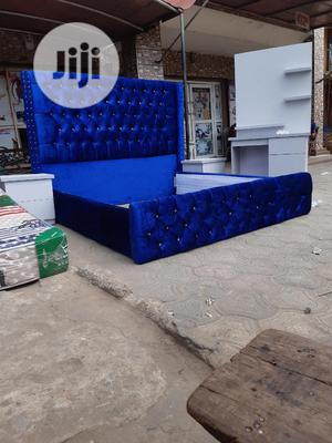 6x6 Quality Bedframe   Furniture for sale in Lagos State, Lekki