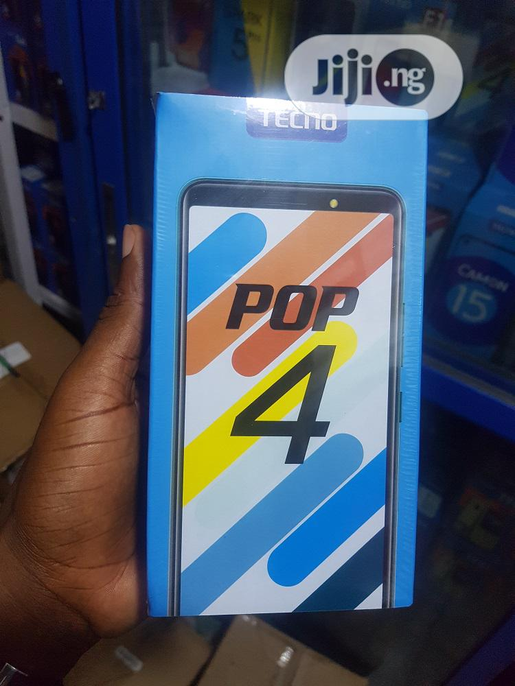 New Tecno Pop 4 32 GB Black
