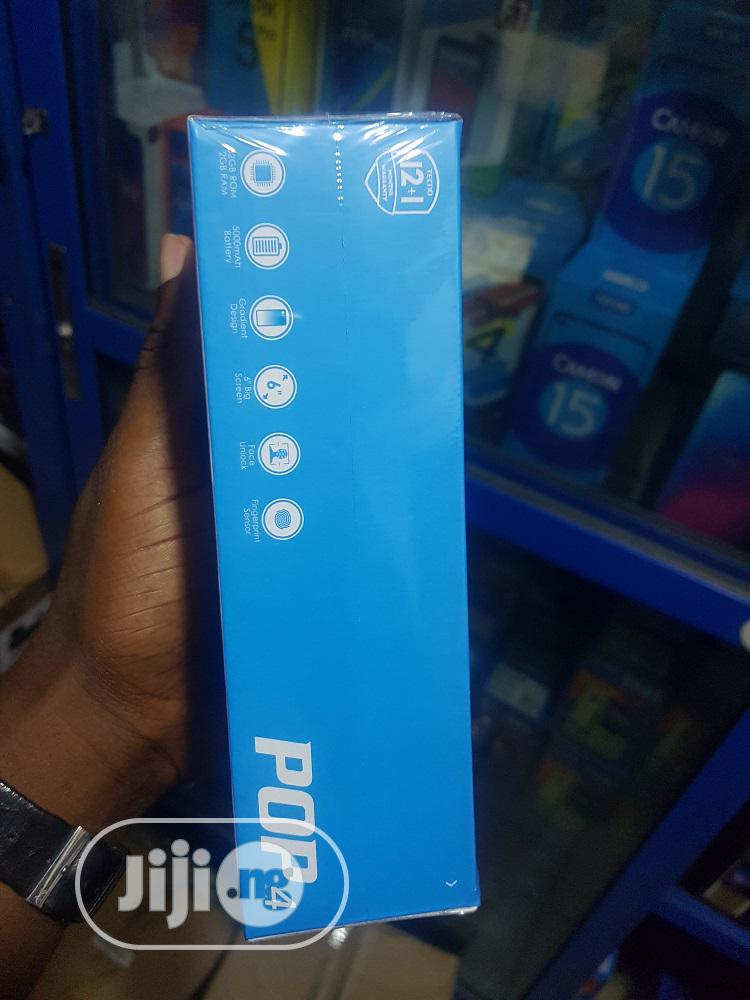New Tecno Pop 4 32 GB Black | Mobile Phones for sale in Ikeja, Lagos State, Nigeria