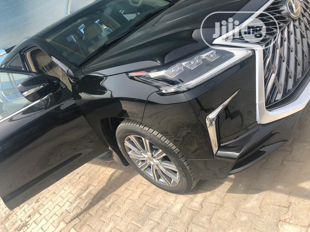 Lexus LX 2020 Black | Cars for sale in Central Business District, Abuja (FCT) State, Nigeria