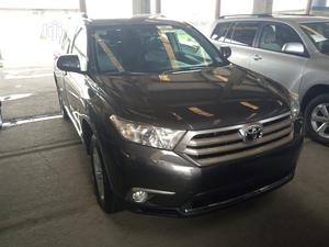 Toyota Highlander Hybrid Limited 2013 Gray   Cars for sale in Lagos State, Apapa