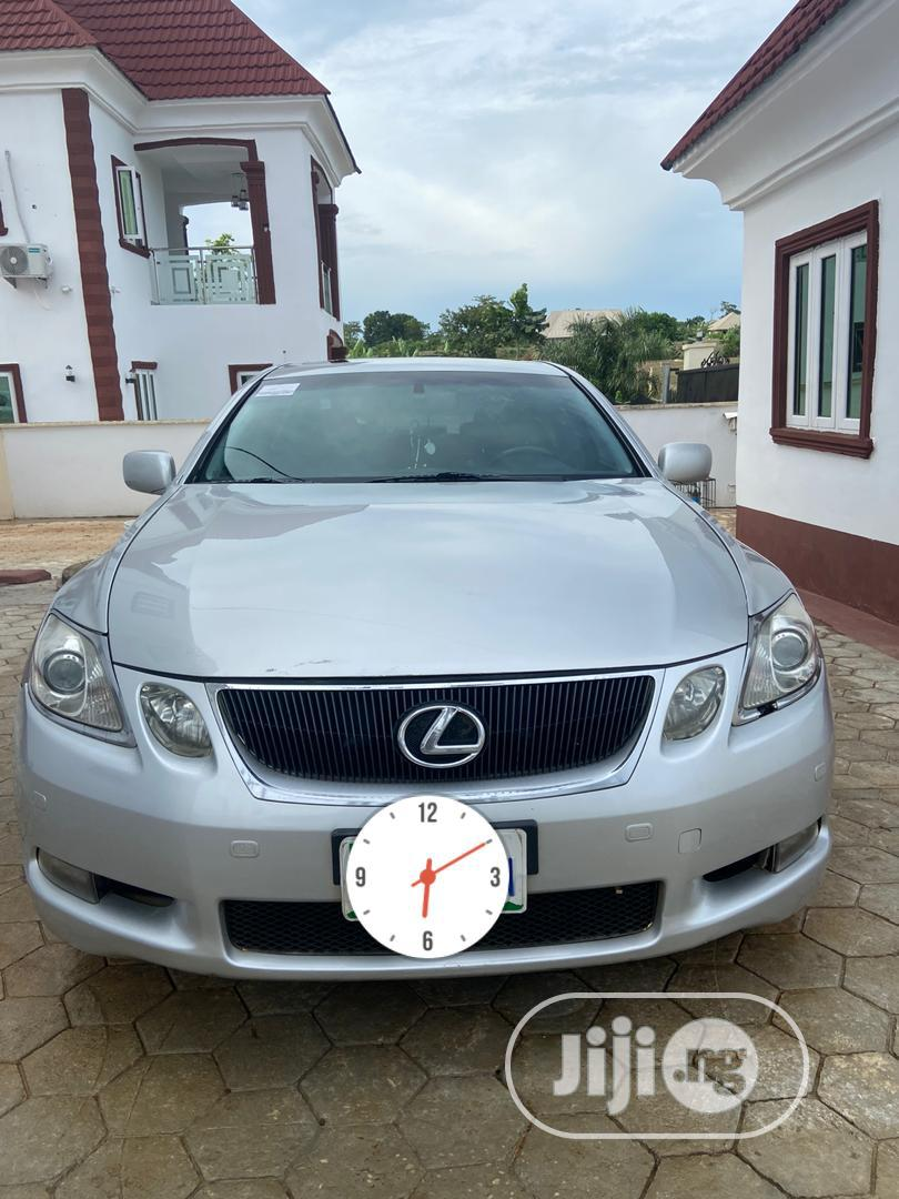 Archive: Lexus GS 300 Automatic 2008 Silver