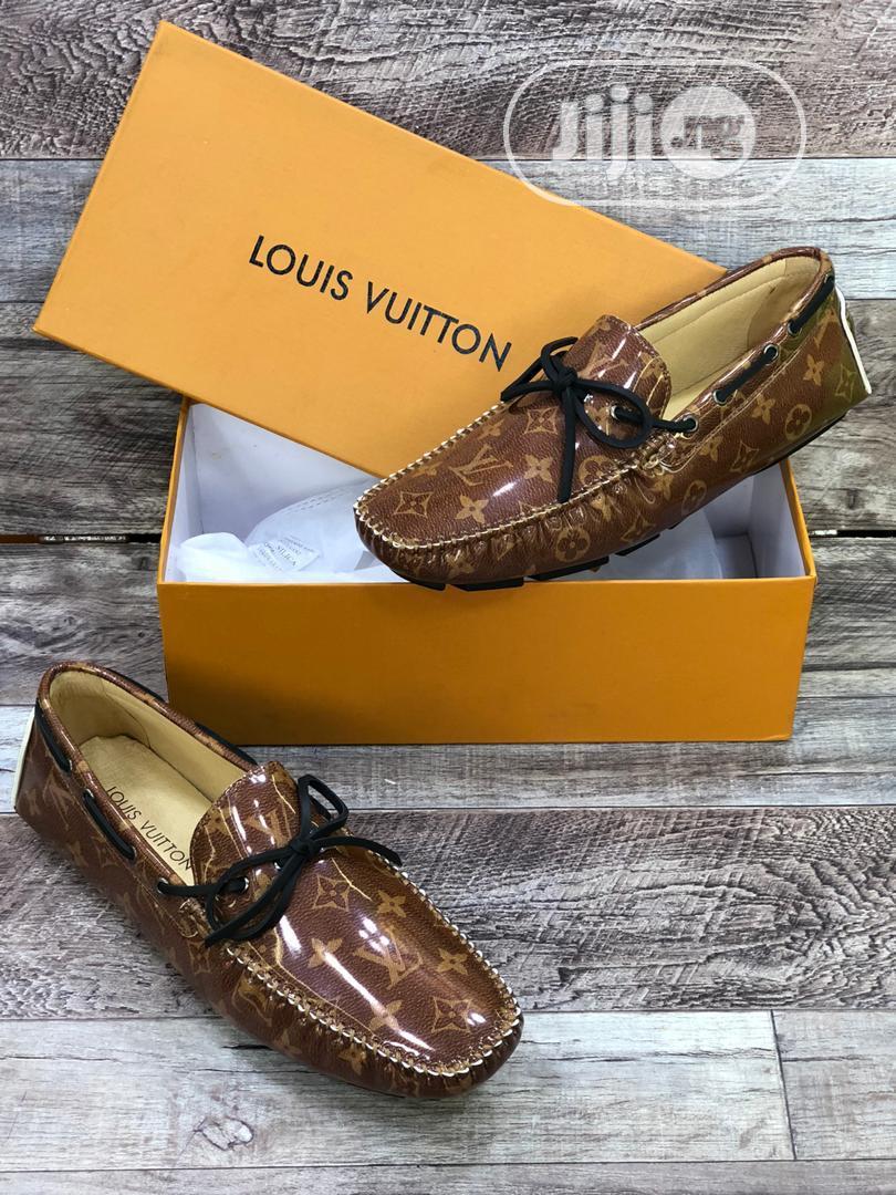 Archive: Louis Vuitton Luxury Men Loafers