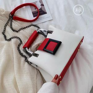 Ladies Fashion Leather Bucket Handbag | Bags for sale in Lagos State, Lekki