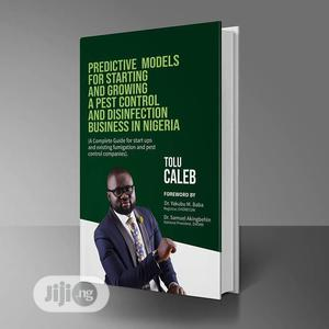 Predictive Models for Starting a Pest Control Business | Books & Games for sale in Lagos State, Ojodu