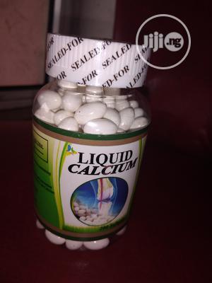 Liquid Calcium Softgels 200pcs   Vitamins & Supplements for sale in Lagos State, Amuwo-Odofin