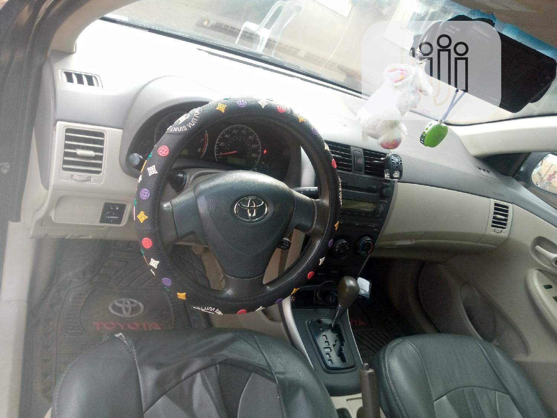 Archive: Toyota Corolla 2009 1.8 Advanced Black