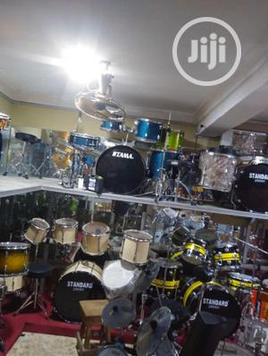 Tama,Mapex,Standard,Virgin,Premier,Yamaha,Drumsets   Musical Instruments & Gear for sale in Abuja (FCT) State, Central Business Dis