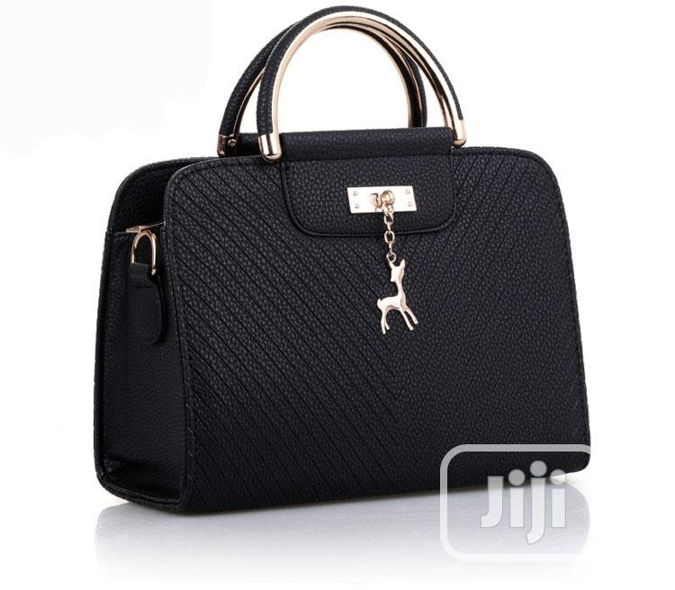 Ladies Fashion Leather Tote Handbag | Bags for sale in Lekki, Lagos State, Nigeria