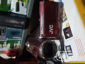 JVC HD 35X Digital Zoom 30gb | Photo & Video Cameras for sale in Lagos State, Ikeja