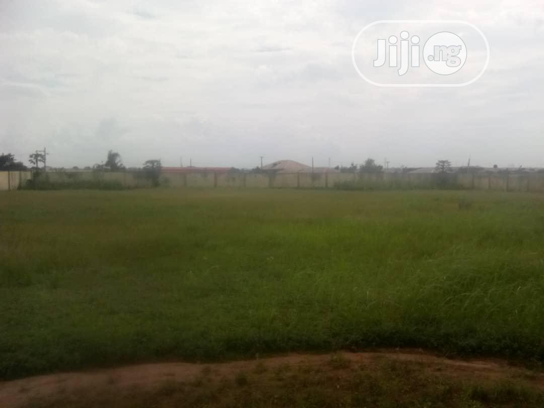 Archive: Warehouse Standing On 3 Acres In Sango For Sale