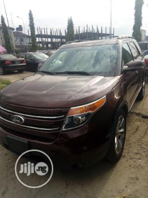 Ford Explorer 2013 Brown   Cars for sale in Rivers State, Port-Harcourt