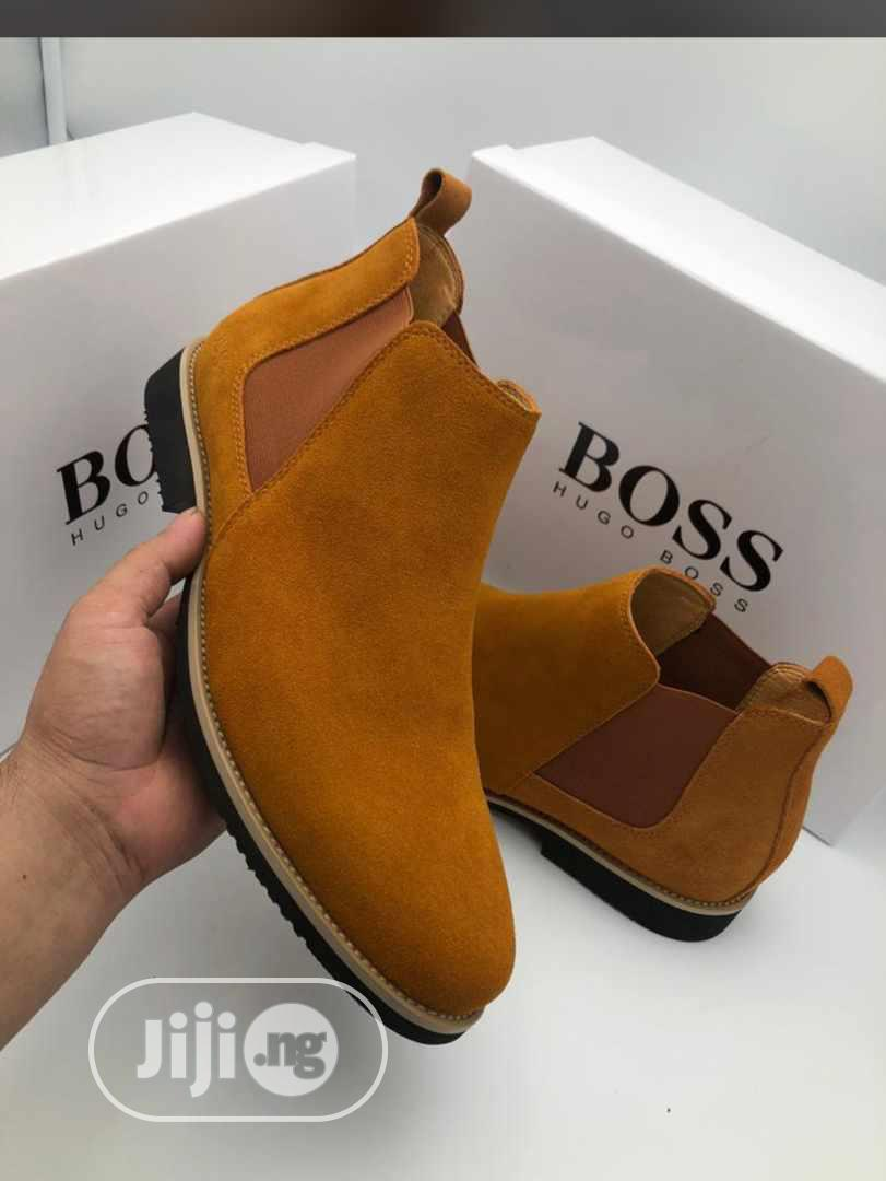 Your Hugo Boss Shoes