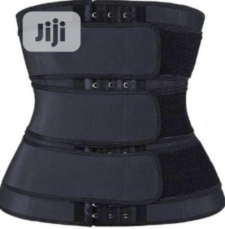 3 Strap Waist Trainer   Clothing Accessories for sale in Surulere, Lagos State, Nigeria