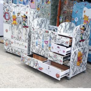 Big Size Wardrobe And Cot   Children's Furniture for sale in Lagos State, Surulere