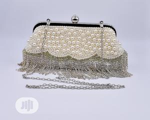 Women Beaded Wedding Clutch Bag | Bags for sale in Lagos State, Lekki