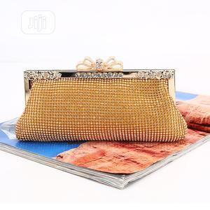 Women Bow Top Wedding Clutch Bag | Bags for sale in Lagos State, Lekki