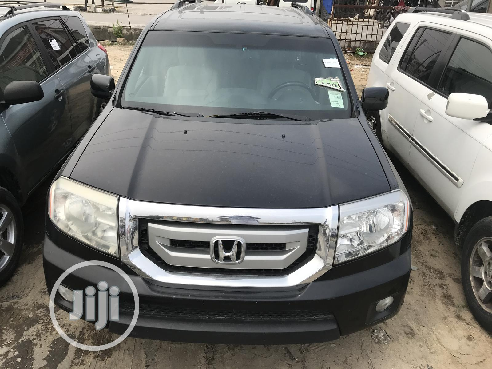 Honda Pilot 2010 Black | Cars for sale in Ajah, Lagos State, Nigeria