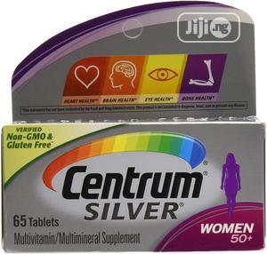 Centrum Silver Multivitamin for Women 50 Plus, 65 Tablets   Vitamins & Supplements for sale in Lagos State, Lekki