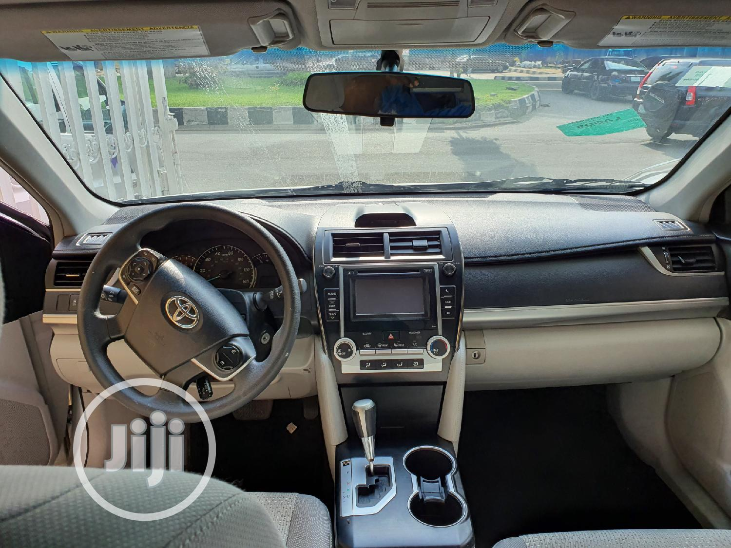 Toyota Camry 2014 Silver | Cars for sale in Surulere, Lagos State, Nigeria