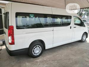 Brand New Toyota Hiace 2020 White Manual Transmission Bus | Buses & Microbuses for sale in Lagos State, Maryland