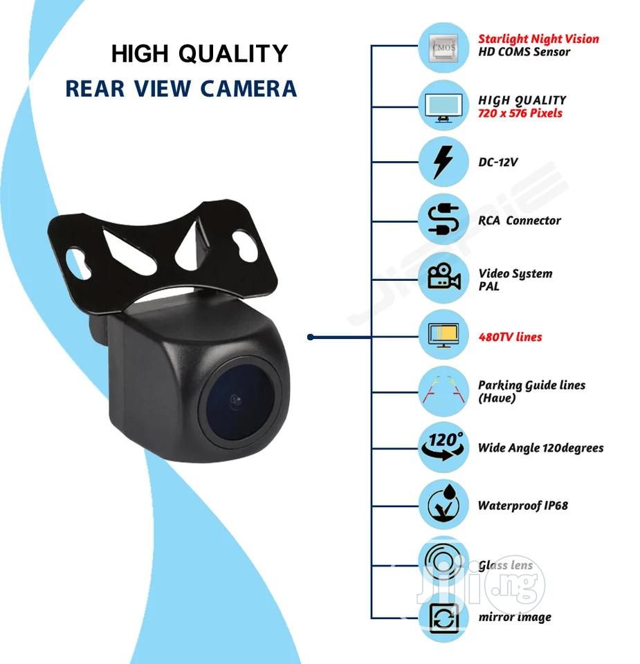 High Quality Reverse Camera | Vehicle Parts & Accessories for sale in Lekki, Lagos State, Nigeria