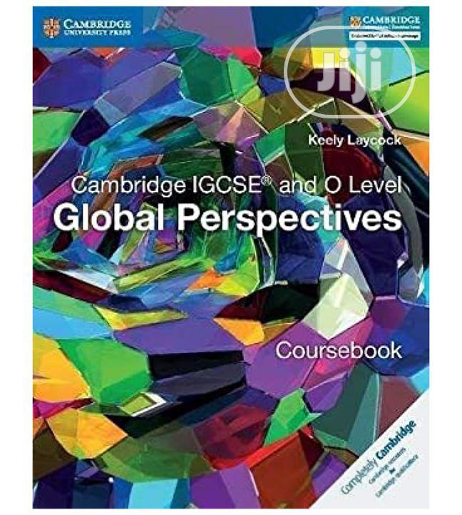 Cambridge IGCSE and I'm Level Global Perspectives