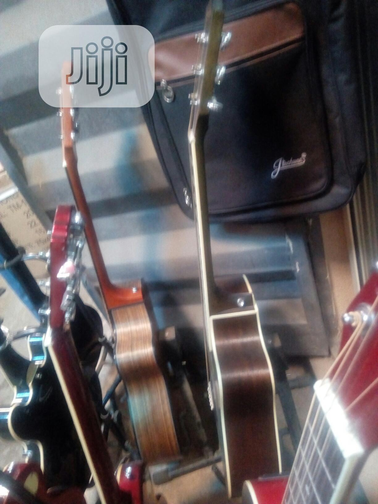 Semi-Acoustic Guitar | Musical Instruments & Gear for sale in Ojo, Lagos State, Nigeria