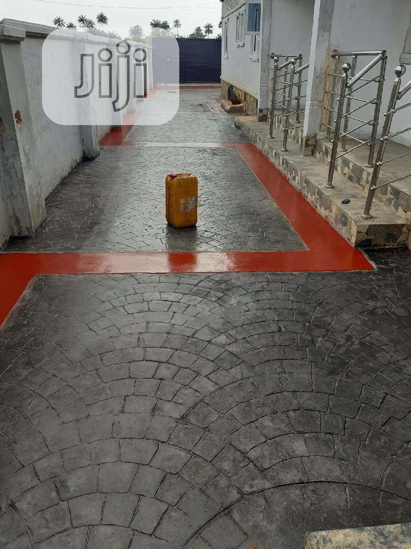 Archive: Best of Interlocking/Stamp Concrete Flooring