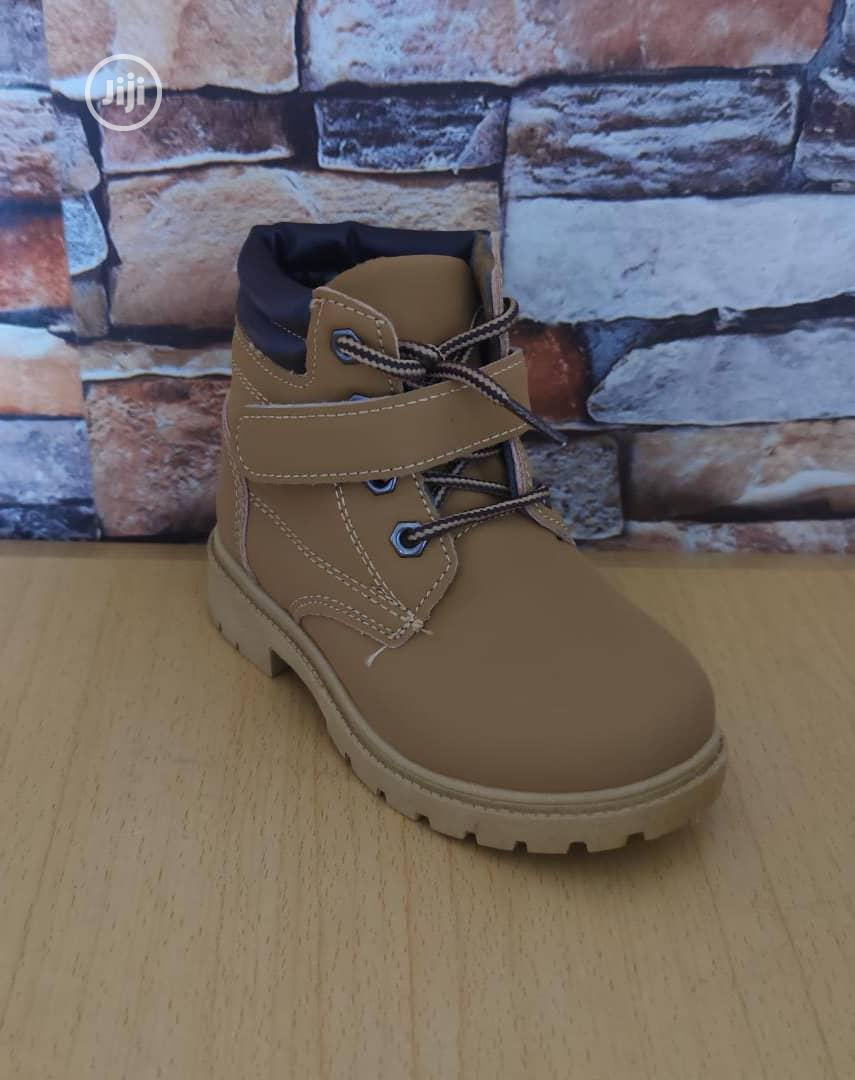 Timberland Boots | Children's Shoes for sale in Amuwo-Odofin, Lagos State, Nigeria