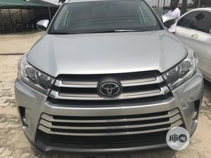 Toyota Highlander 2018 Gray   Cars for sale in Lagos State, Ajah