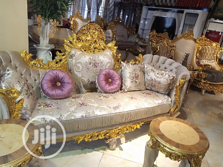 7 Seater Royal Turkish Chair