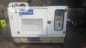 Fairly Used 30KVA JUBAILI BROS Soundproof Perkins Gen GRADE1 | Electrical Equipment for sale in Rivers State, Port-Harcourt