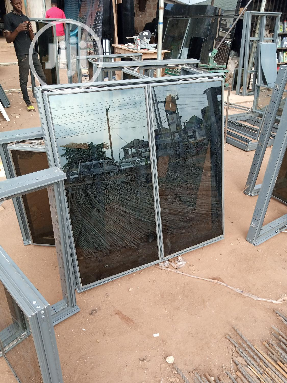 Structural Window Or Flameless