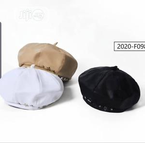 Leather Beret Caps   Clothing Accessories for sale in Lagos State, Lagos Island (Eko)