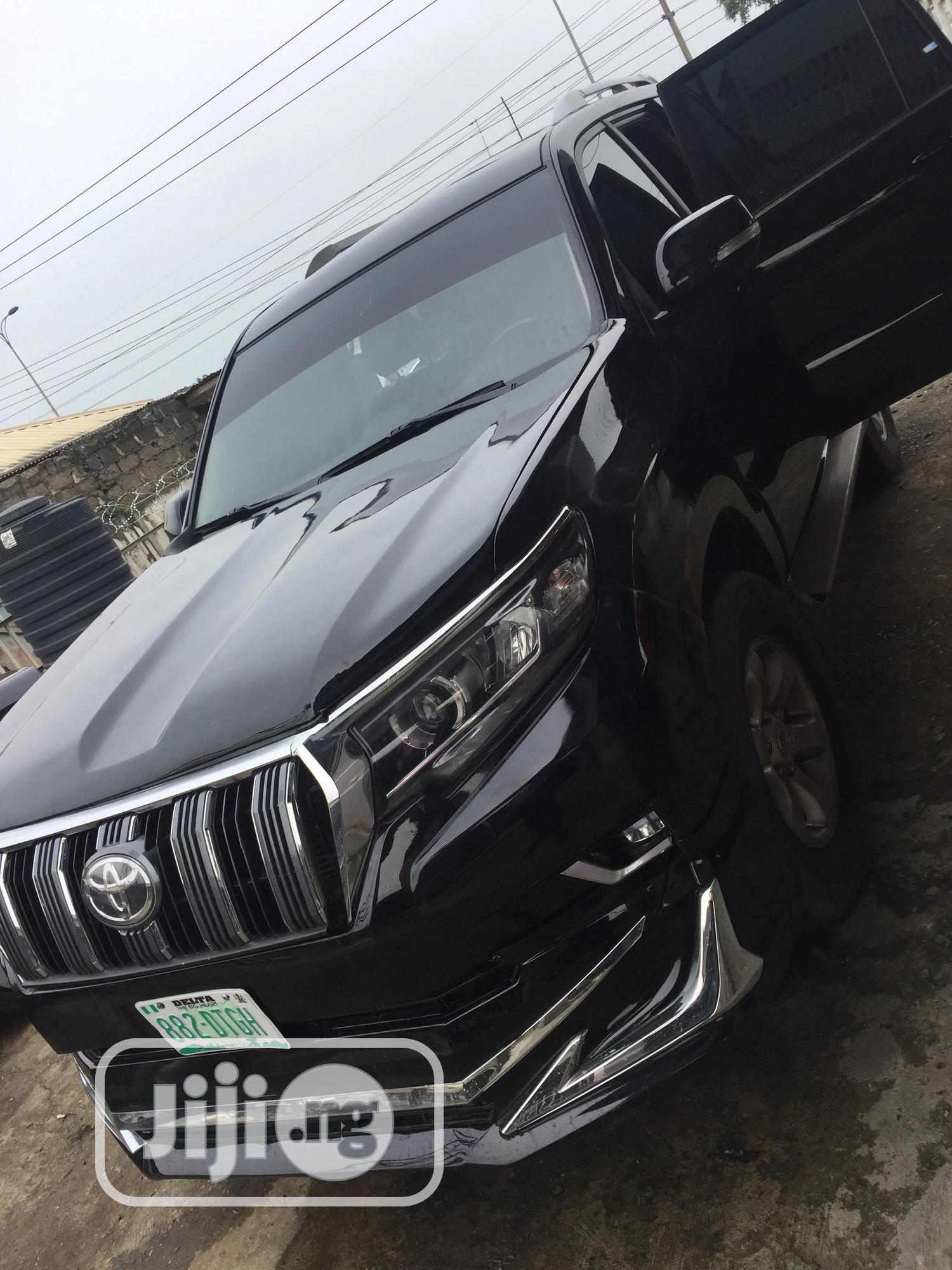 Toyota Land Cruiser Prado 2013 GXL Black | Cars for sale in Warri, Delta State, Nigeria