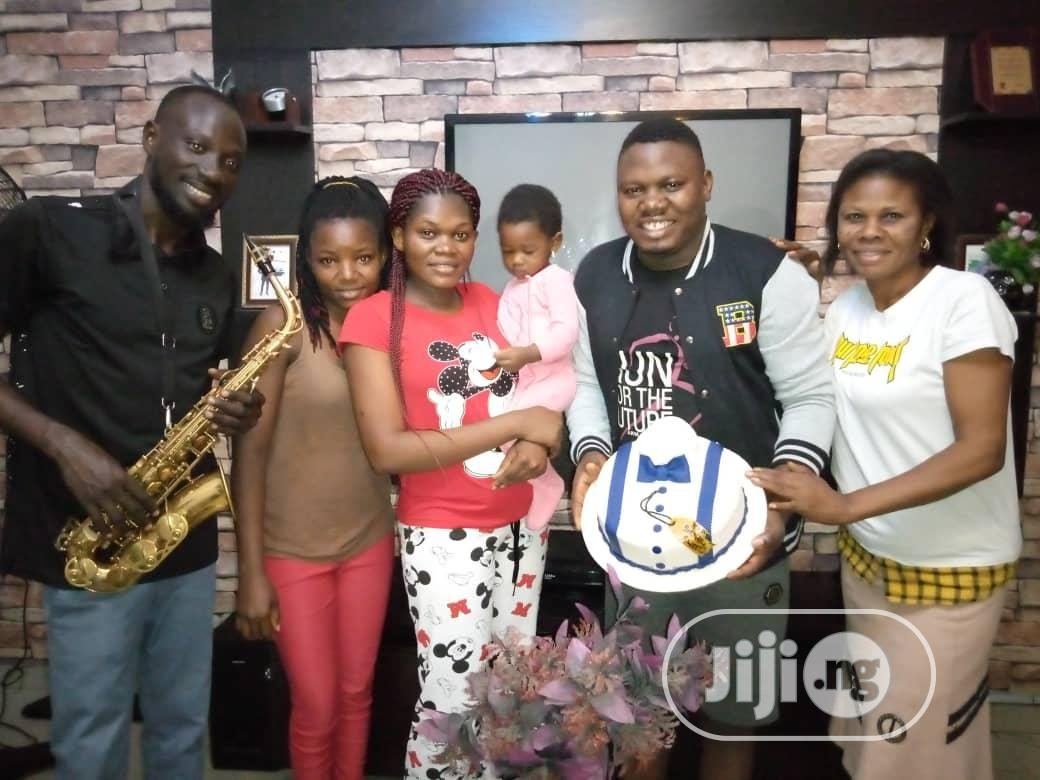 Birthday Saxophone Surprises | Party, Catering & Event Services for sale in Port-Harcourt, Rivers State, Nigeria