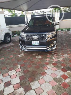 Toyota Land Cruiser Prado 2020 Black | Cars for sale in Abuja (FCT) State, Gudu