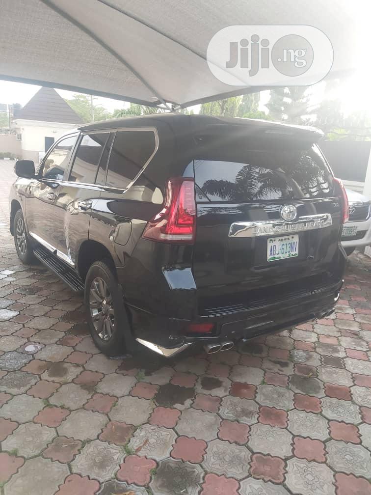 Toyota Land Cruiser Prado 2020 Black   Cars for sale in Gudu, Abuja (FCT) State, Nigeria