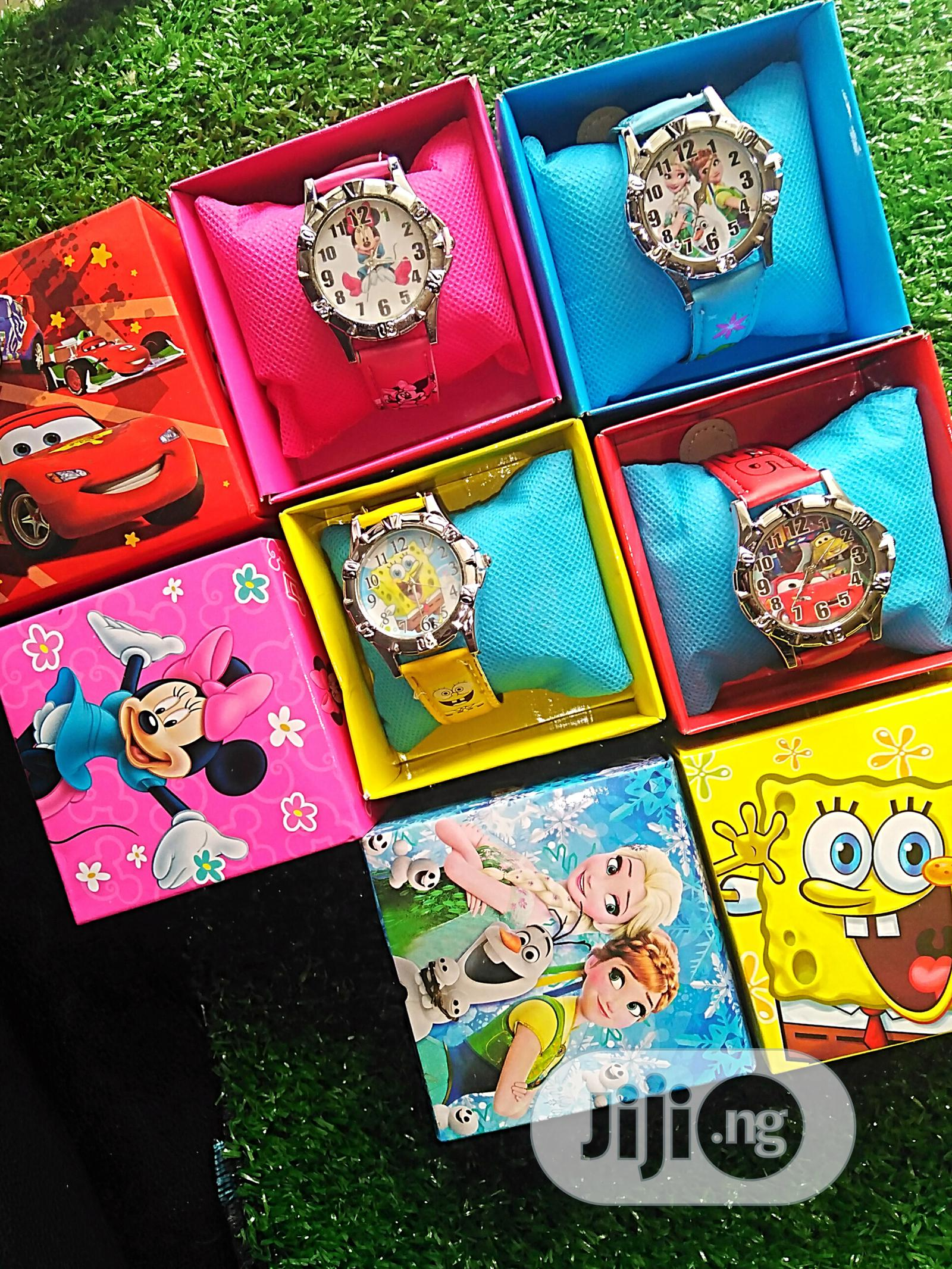 Children Party Packs Box Of Wristwatch For Party Packs