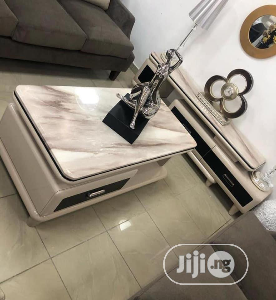High Grade Center Table And TV Stand