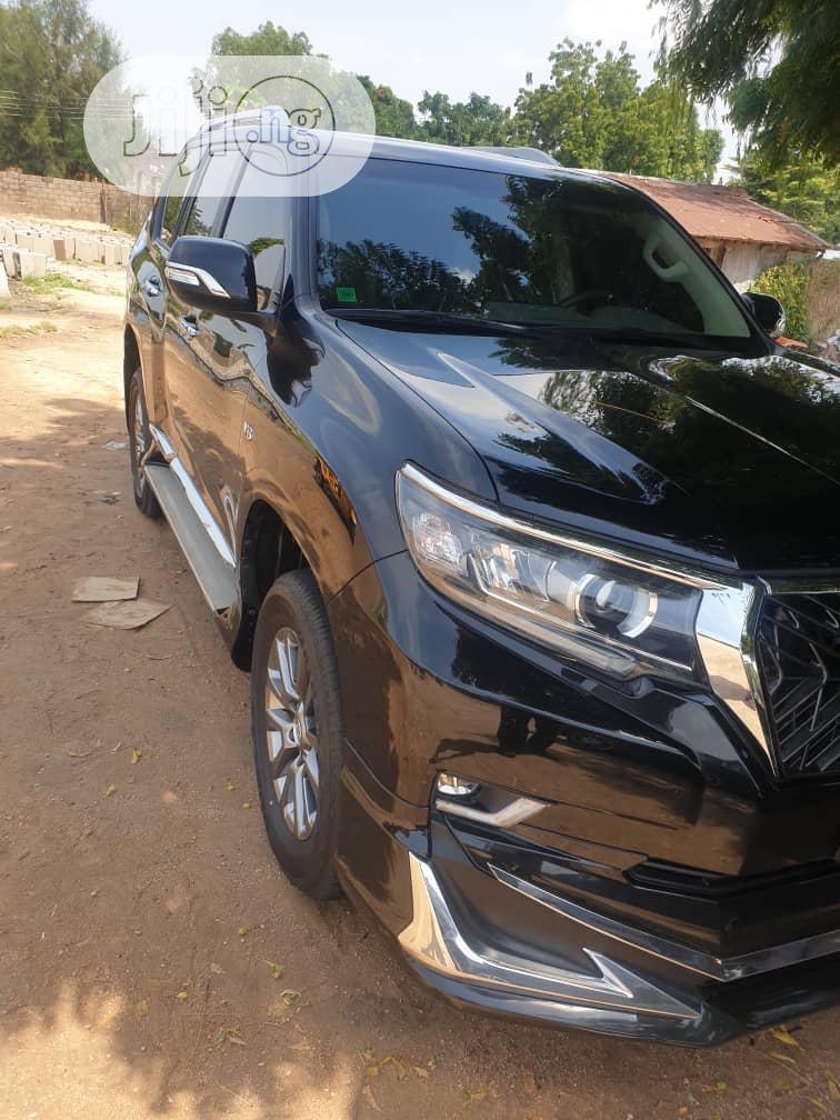 New Toyota Land Cruiser Prado 2019 VXR Black
