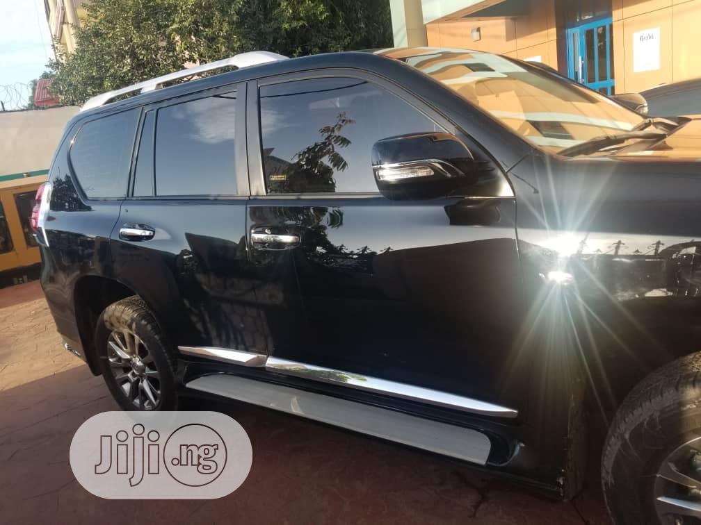 New Toyota Land Cruiser Prado 2019 VXR Black | Cars for sale in Jalingo, Taraba State, Nigeria