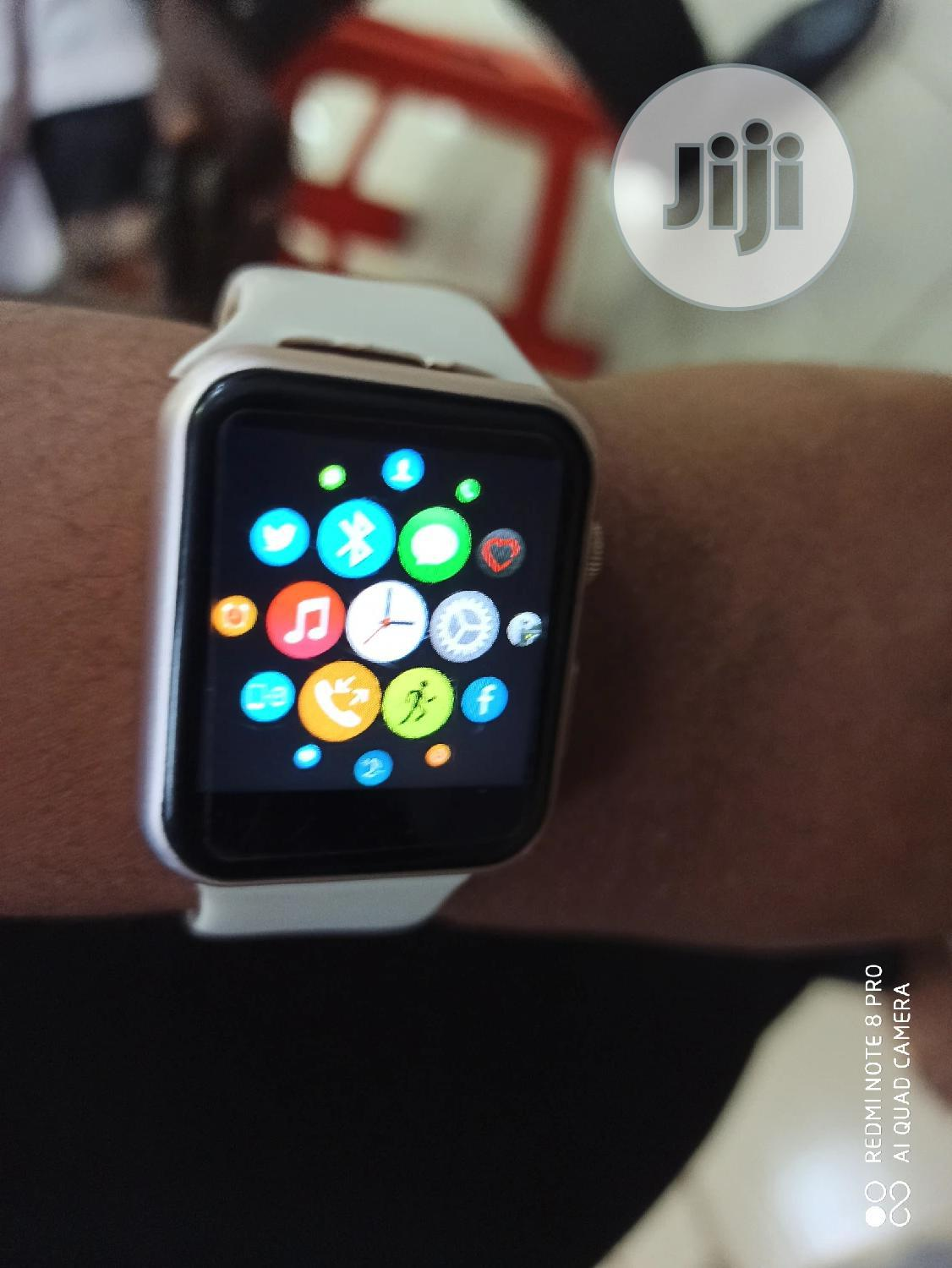 Apple Watch Series 5 Clone With Free Airpods