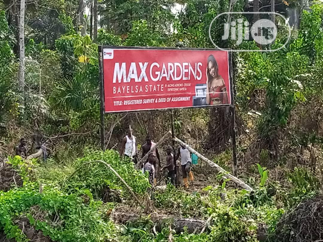100% Dry Land for Sale in Bayelsa State | Land & Plots For Sale for sale in Ogbia, Bayelsa State, Nigeria