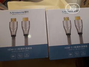 Mindpure HDMI 2.1 8k Hd Cable   Computer Accessories  for sale in Lagos State, Ikeja