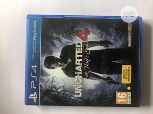 Uncharted 4. (A Thief'S End)   Video Games for sale in Lagos State, Yaba