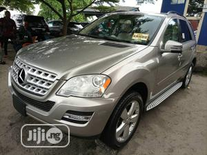 Mercedes-Benz M Class 2010 Silver   Cars for sale in Lagos State, Apapa