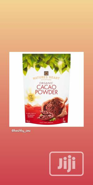 Organic Cacao Powder 567g   Vitamins & Supplements for sale in Lagos State, Ikeja